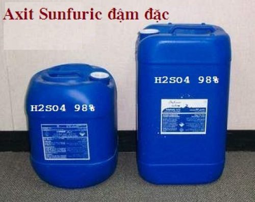 Axit Sulfuric - H2S04 98%